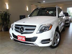 2014 Mercedes-Benz GLK250 BlueTec 4MATIC NAVI|360CAM|PANOROOF