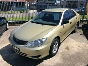 2003 Toyota Camry ACV36R Altise Sedan 4dr Auto 4sp 2.4i Gold Automatic Sedan Bass Hill Bankstown Area Preview