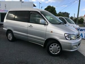 1999 Toyota Townace KR42R SBV Silver 4 Speed Automatic Blind Van Currumbin Waters Gold Coast South Preview