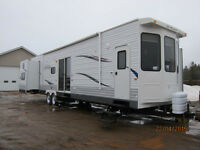 2011 Jayco J-Flight Bungalow  41'