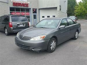 2002 Toyota Camry LE 4 CLY