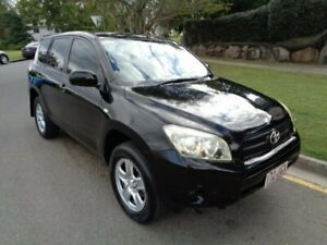 2006 Toyota RAV4 ACA33R CV (4x4) Black 4 Speed Automatic Wagon Chermside Brisbane North East Preview