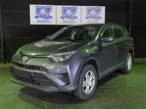 2016 Toyota RAV4 ASA44R GX AWD Graphite 6 Speed Sports Automatic Wagon Albion Park Rail Shellharbour Area Preview