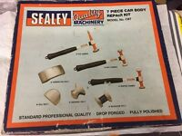 7 Piece Sealey Body Repair Kit