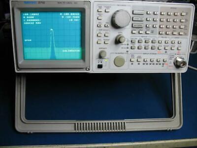 Tektronix 2712 1.8 Ghz Spectrum Analyzer