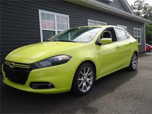 2013 Dodge Dart Rallye, TURBO, NEW MVI!!