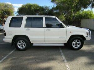 2000 Holden Jackaroo U8 Olympic Edition 5 Speed Manual 4x4 Wagon Clearview Port Adelaide Area Preview