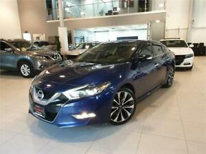 2016 Nissan Maxima SR ONLY 65000KM-NAVIGATION-CAMERA-LEATHER-WAR
