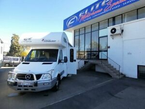 Mercedes Jayco Conquest 24-1 V6 Automatic North St Marys Penrith Area Preview