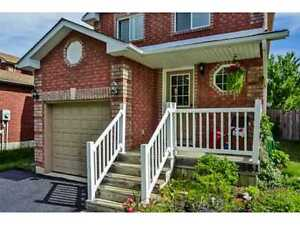 CUTE&BEAUTFUL DETACHED SOUTH-MAPLEVIEW HOUSE AVAIALBLE FOR MID-J