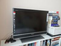 "Sony Bravia KDL-26T3000 26"" 720p HD LCD Television, Dolby Surround Sound, Immaculate Condition"
