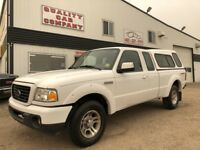 2008 Ford Ranger Sport 2WD Auto Canopy $8450 Red Deer Alberta Preview