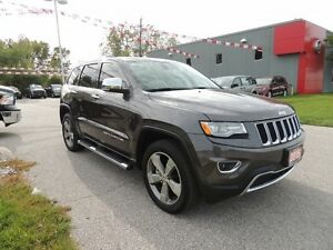 2015 Jeep Grand Cherokee Limited Windsor Region Ontario image 4