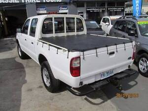 From only $54 p/week on finance* 2006 Ford Courier (4x4) PH Ute New Town Hobart City Preview