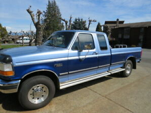 1996 Ford XLT long box