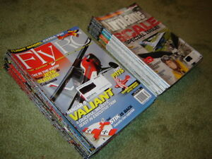 Fly RC, Model Airplane Magazines rc Radio Controlled plane