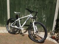 Marin Rocky Ridge Mountain Bike