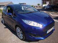 14 FORD FIESTA ZETEC S 3 DOOR TAX EXEMPT