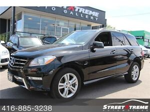 CLEARANCE: 2012 Mercedes-Benz ML 350 4MATIC,NAVI,BACK UP CAM