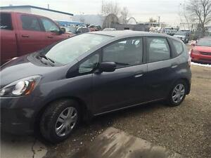 2011 Honda Fit DX