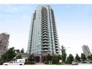 2 Bedrooms 2 Bathrooms Furnished for Rent @ Brentwood Skytrain
