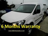 Volkswagen Caddy 1.6 TDi BlueMotion Tech C20 Panel Van 4dr