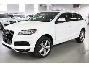 2011 Audi Q7 3.0 Sport NAVIGATION SYSTEM/PANORAMIC ROOF/SHADES