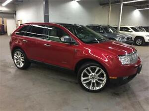 LINCOLN MKX 2010 AWD / CUIR / TOIT PANO / NAVIGATION / 155400KM!