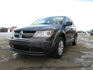2016 DODGE JOURNEY SE, 4.3 Touch Screen Display,  2.4L Enigine Edmonton Edmonton Area image 1