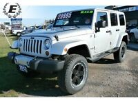 "2012 Jeep Wrangler Unlimited Altitude WITH 4"" LIFT KIT"