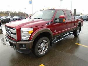 ** 2016 ** FORD ** F-350 ** KING RANCH ** SUPERCREW ** 4X4 **