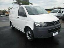 2011 Volkswagen Transporter  Candy White Manual Van Dandenong Greater Dandenong Preview