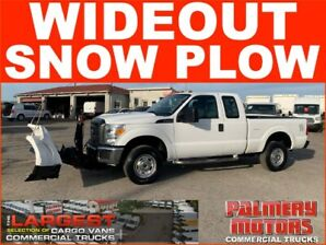 2012 Ford F250, SUPER DUTY XTR WITH WIDE OUT PLOW