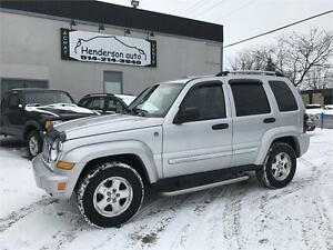 Jeep Liberty Limited Diesel 2005 4x4