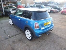 MINI COOPER - FV07YZA - DIRECT FROM INS CO