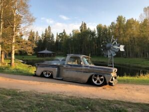 Bagged 1965 Chevrolet
