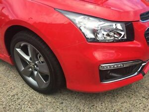 2016 Holden Cruze JH MY16 SRI Z-Series Red Hot 6 Speed Automatic Sedan Homebush Strathfield Area Preview