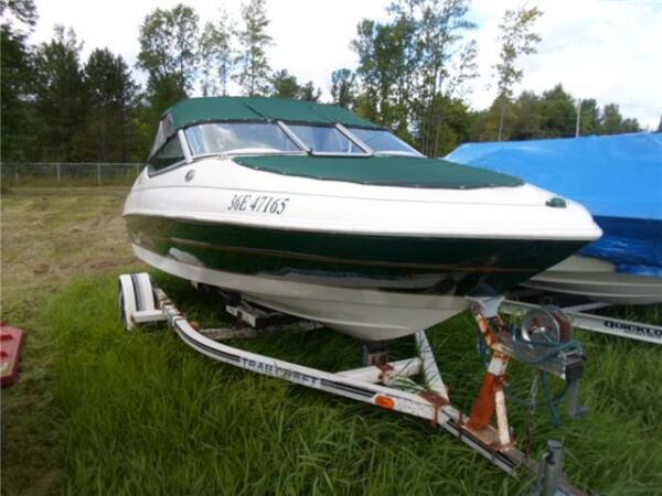 Used 2002 Invader Marine 175 Intruder