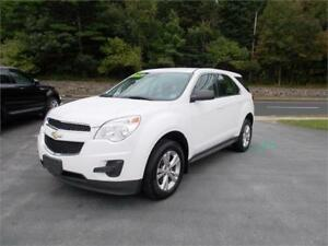 2014 CHEVROLET EQUINOX LS AWD...LOADED!! BLUETOOTH & MORE!!