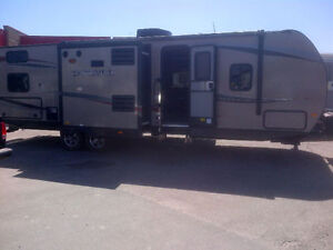 2014 SolAire 269BHDSK by Palomino  Like new A MUST SEE!