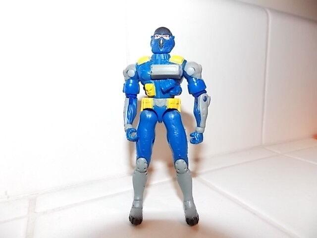 VINTAGE GI Joe PURPLE Figure Stand HASBRO Part Great Shape