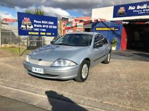 1999 Ford Falcon FORTE AUTOMATIC Dual Fuel Sedan RWC Included Epping Whittlesea Area Preview
