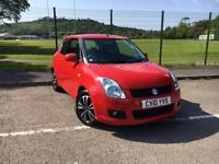 Suzuki Swift 1.3 SZ3 2010 MODEL *ONLY 47,000 MILES FROM NEW*