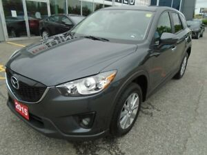 2015 Mazda CX-5 **SUNROOF & BLIND SPOT MONITORING!!** GS FWD