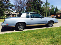 """EXCELLENT CONDITION"" 1983 OLDS Cutlass Calais*"