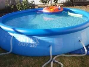 INTEX inflatable 15x36 pool Salisbury Salisbury Area Preview