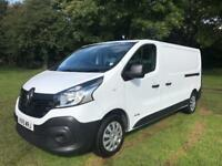 2015 15 RENAULT TRAFIC 1.6 LL29 BUSINESS DCI LWB 5D 115 BHP AIR CON ELECTRIC PAC