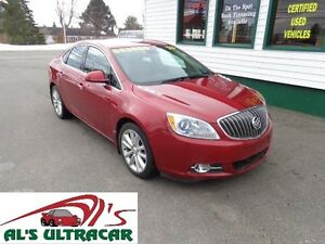 2013 Buick Verano Comfort (BACK UP CAMERA!)only $119 bi-weekly!