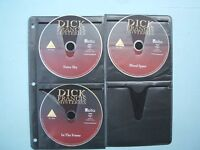 Dick Francis Mysteries (Horse Racing Mysteries)- 3 DVD Set (Twice Shy/In the Frame/Blood Sport)