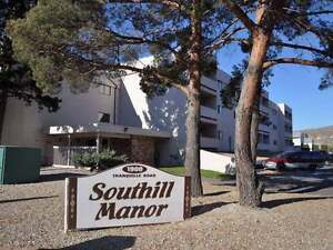 Avail Now! Spacious updated 2 bdrm top floor apartment in Brock